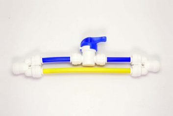 Flush Valve Kit For Membrane