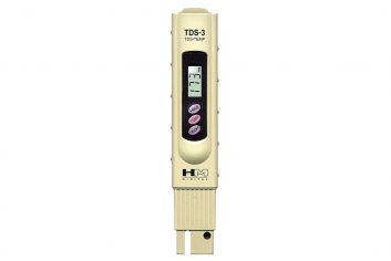 Handheld TDS Meter And Temp Guage