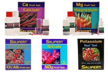 Salifert Test Kits