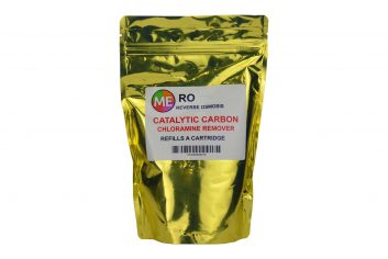 MERO Catalytic Carbon Chloramine Remover (Refills A Cartridge)