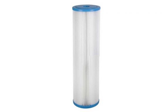 Pleated Cartridge Sediment filter 1 micron